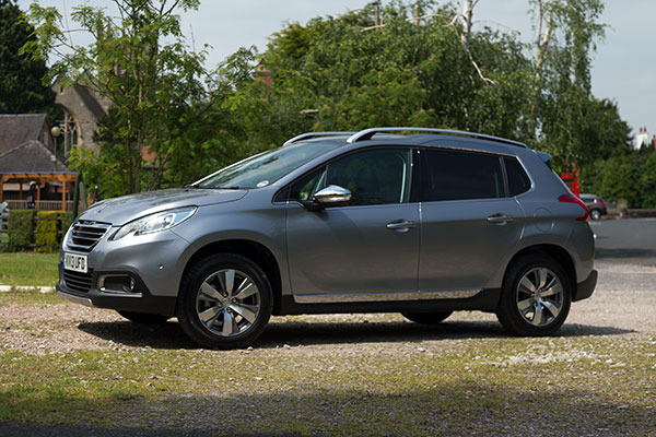 Peugeot 2008 Review Just A Bigger Version Of The 208