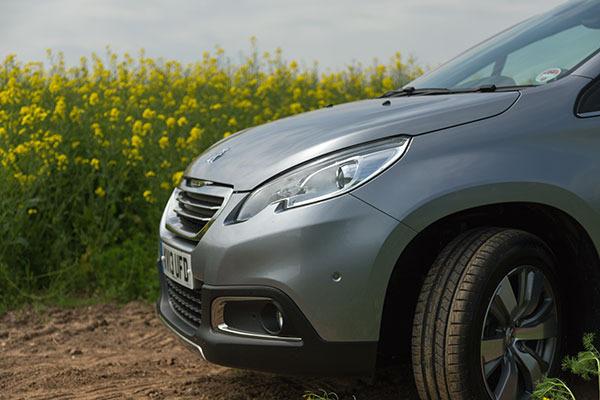 Peugeot 2008 Closeup
