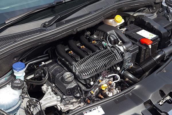 Peugeot 2008 Engine