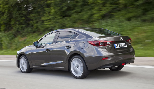 new mazda 3 fastback   first details carwow