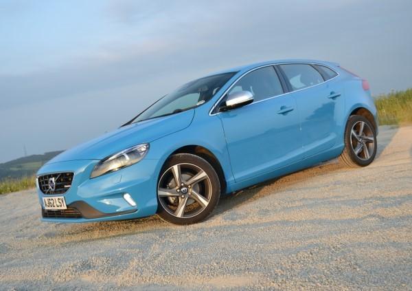 Volvo V40 D2 R Design review