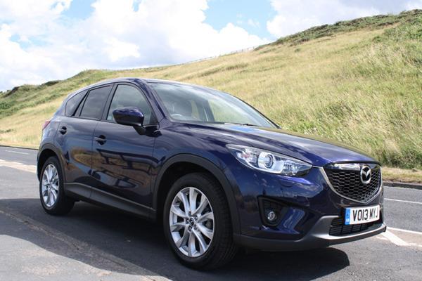Mazda Cx 5 2 2 Sky D Sport Nav Review Carwow