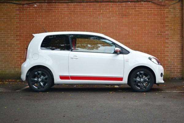 Skoda Citigo Sport side