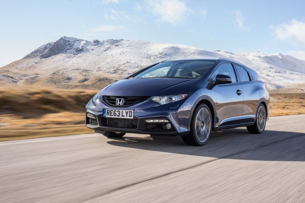Honda Civic Tourer pricing
