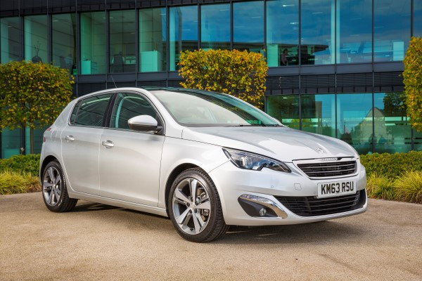Peugeot 308 first drive review