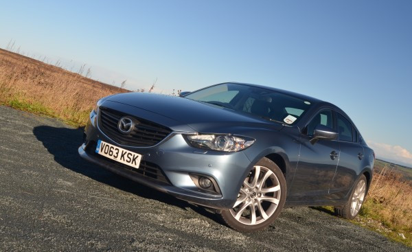 Mazda 6 Sport Nav Full UK Review