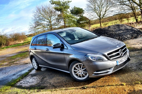 Mercedes B220 Cdi Review The Engine To Get Carwow