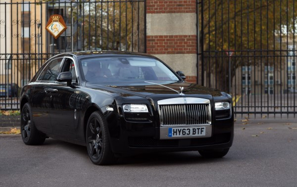 Rolls-Royce Ghost quick review