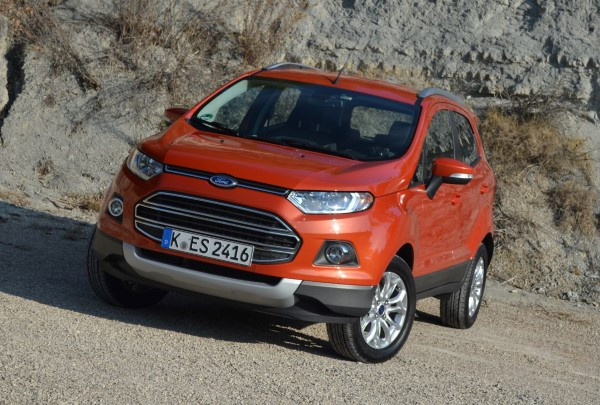 ford ecosport first drive review compact crossover carwow. Black Bedroom Furniture Sets. Home Design Ideas