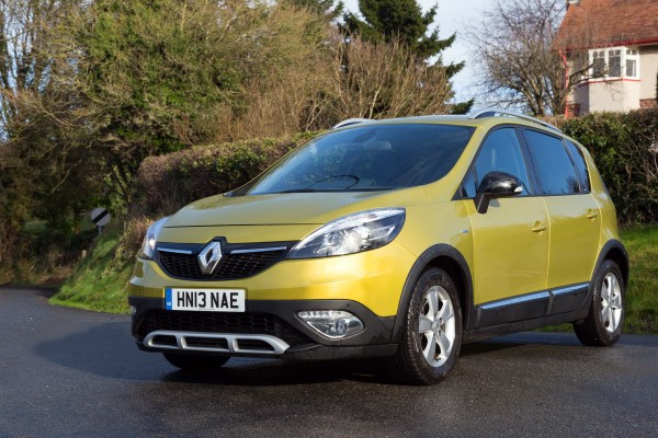 Renault Scenic XMOD review