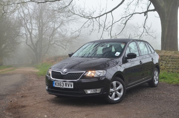 Skoda Rapid Spaceback full UK review