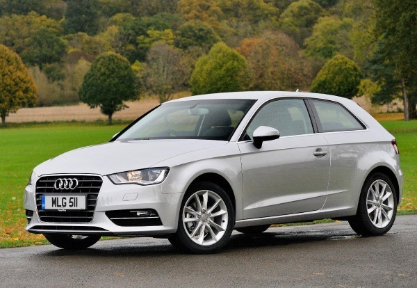 Audi A3 colour guide