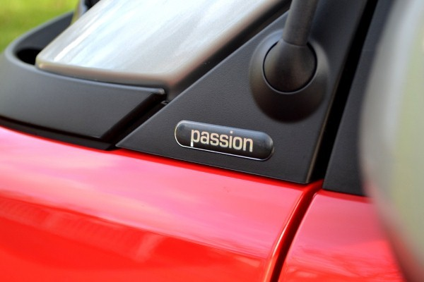 Smart Fortwo Passion Badge