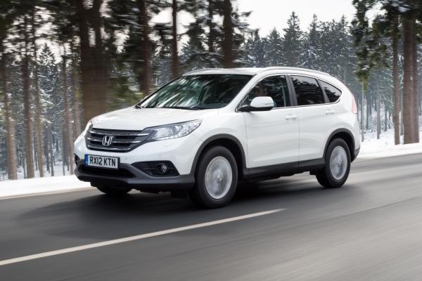 2013 Honda CR-V 1.6 Diesel - First UK Details | carwow