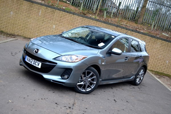 Mazda 3 1 6d Review How Does It Compare To Rivals Carwow