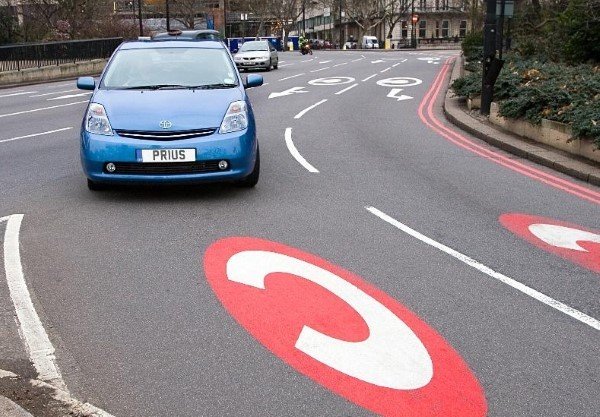 New London Congestion Charge