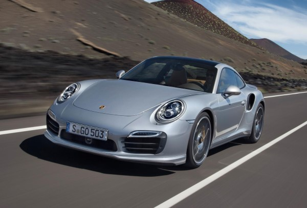 Porsche 911 Turbo S news
