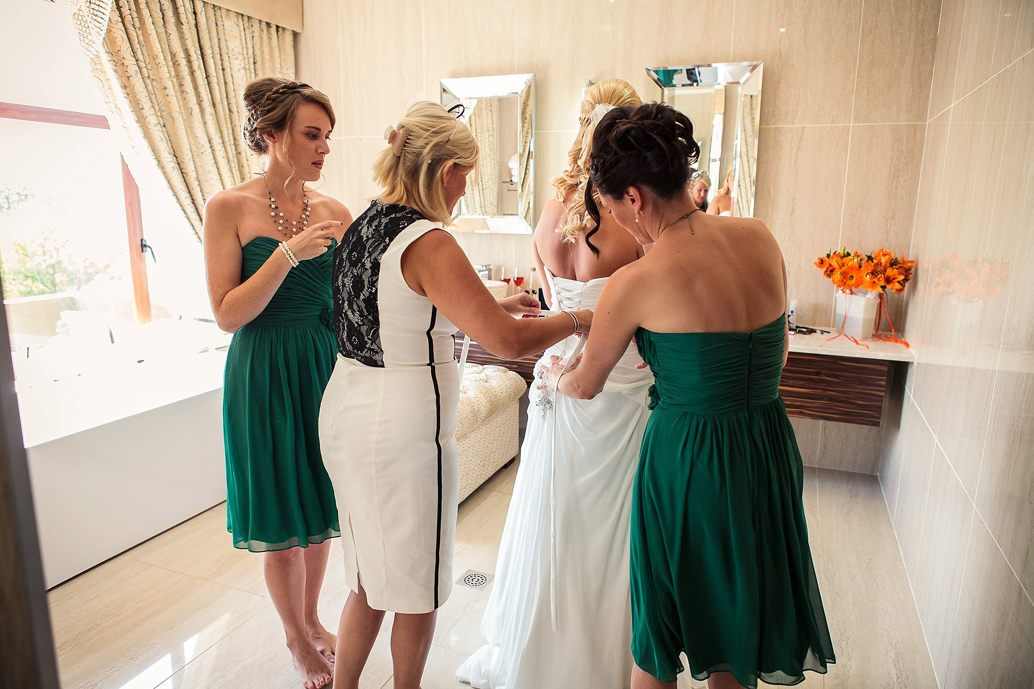 Bridal Preparation Palala Game Reserve