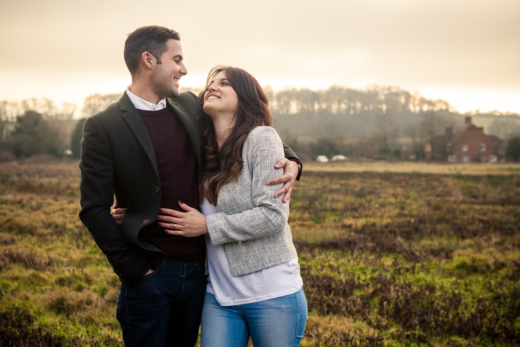 Wonderful Winter Pre Wedding Shoot1