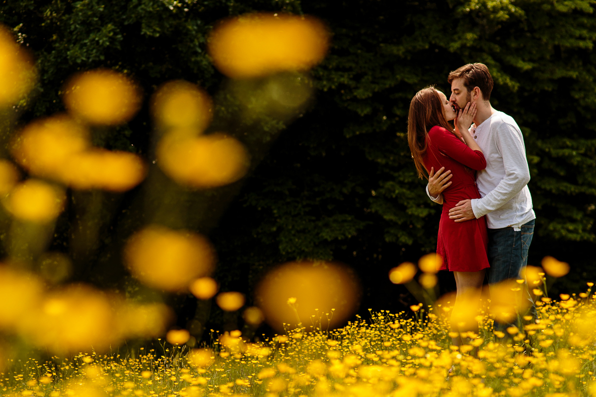Hertfordshire Wedding Photographer Couple Engagement Pre-Wedding Photoshoot