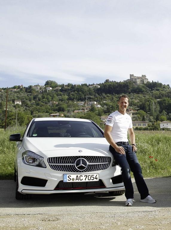 Mercedes-Benz e Michael Schumacher