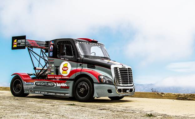 Freightliner Cascadia Pikes Peak Special