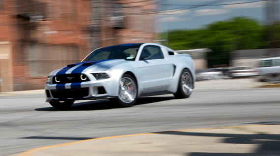 Ford Mustang Need for Speed