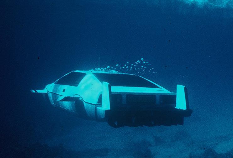 Lotus Esprit S1 Submarine 007