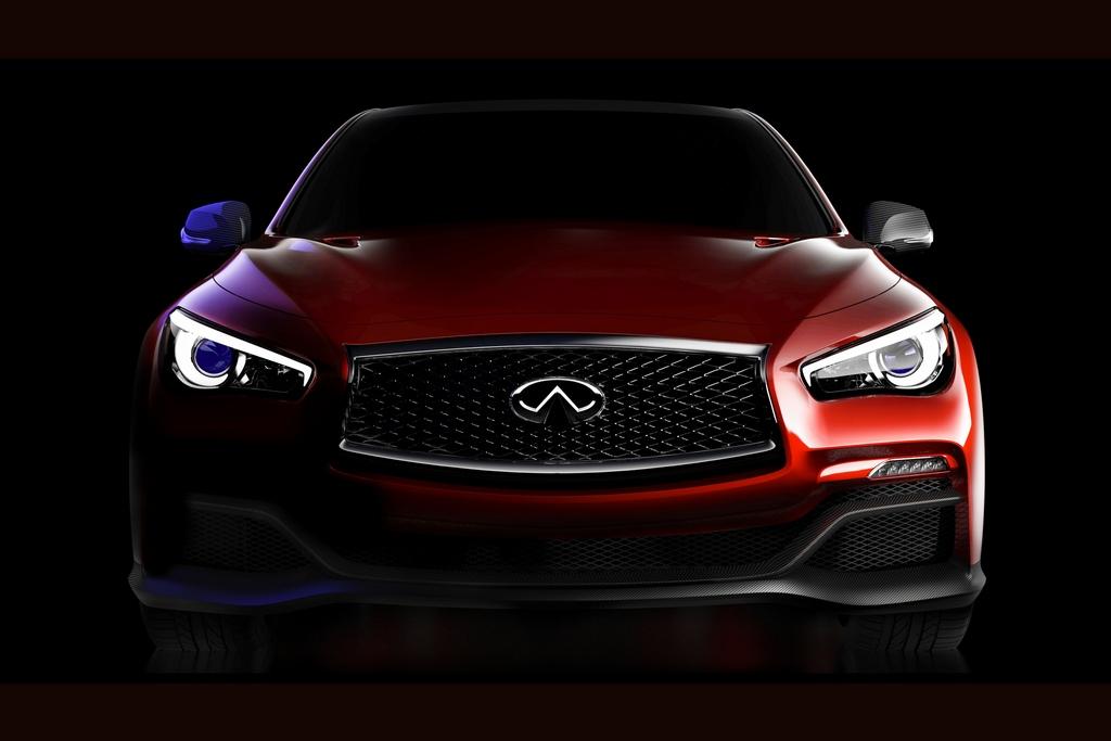 Infiniti Concept Q50 Eau Rouge