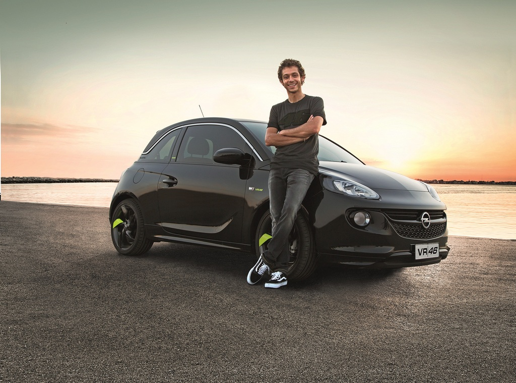 Opel Adam VR46