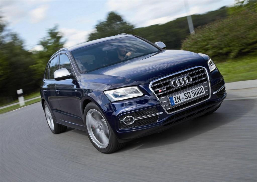 Audi Q5S quattro