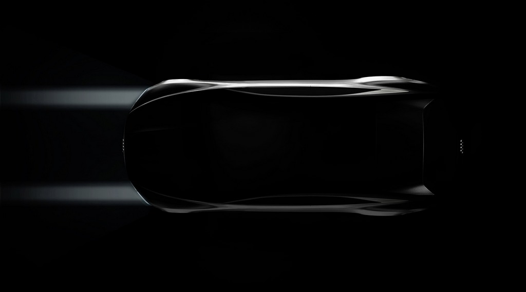 Audi Show Car Los Angeles 2014 Teaser