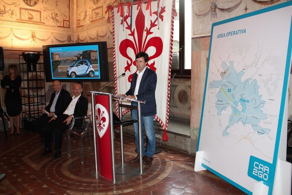 Car2go Firenze