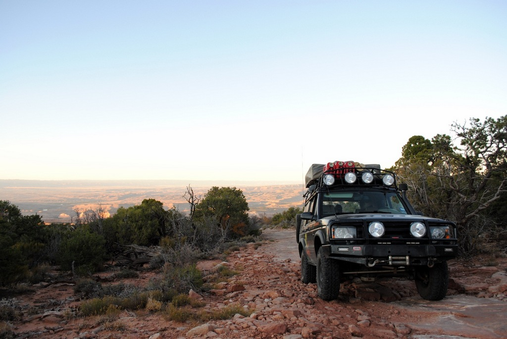 Land Rover Discovery 25 Anni