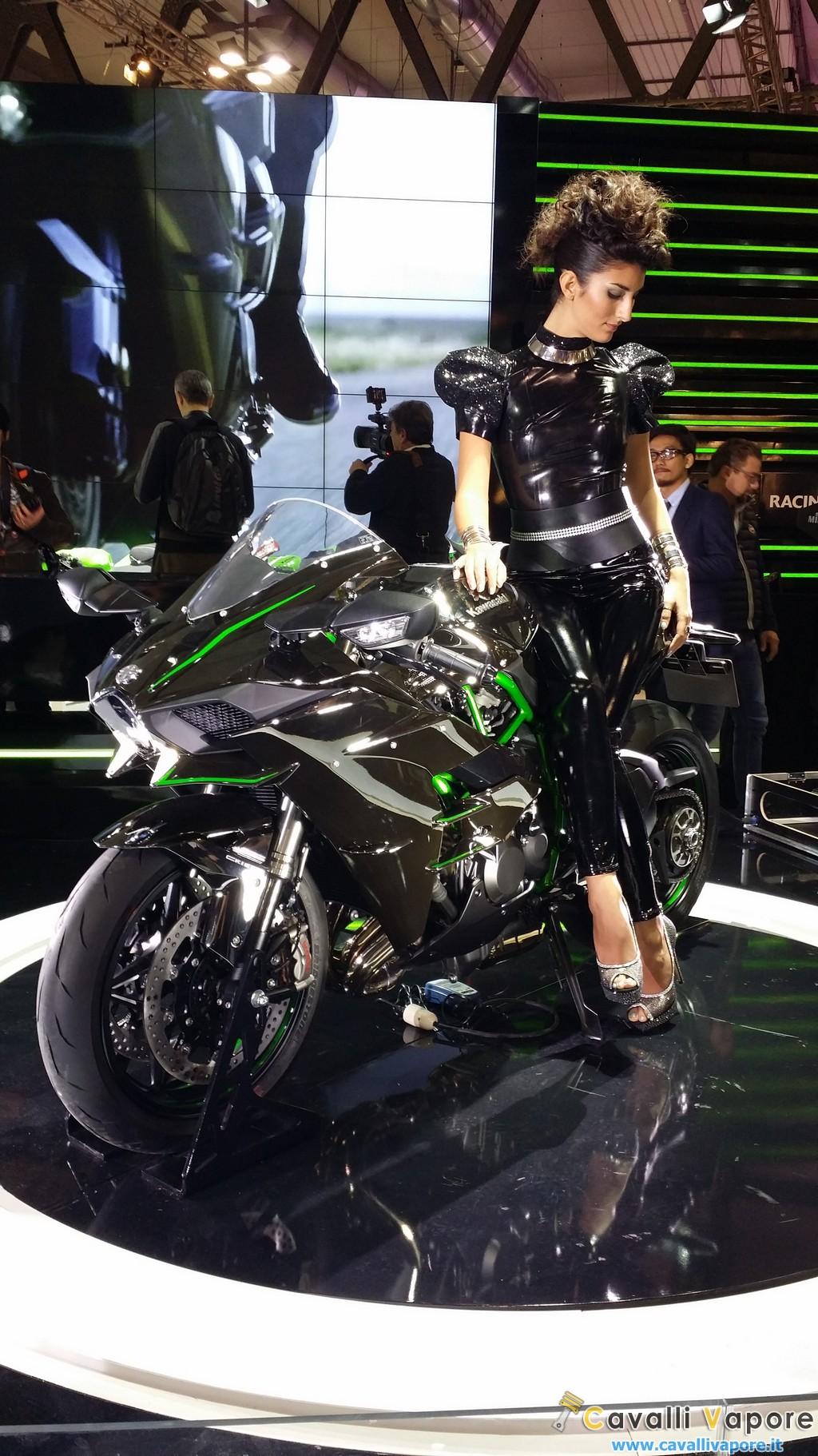 Kawasaki H2 LIVE