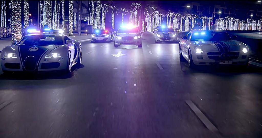 Polizia di Dubai
