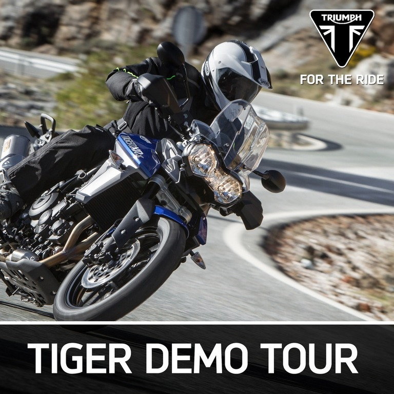 Tiger Demo Tour 2015