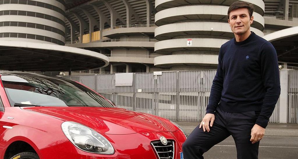Alfa Romeo Giulietta Sprint e Zanetti