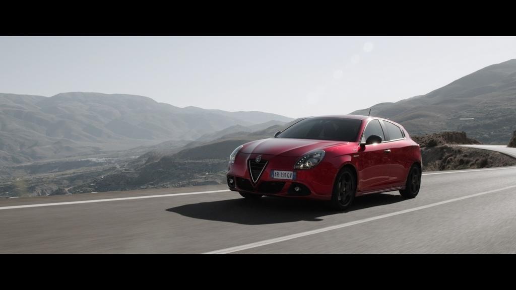 Alfa Romeo Spot Negramaro