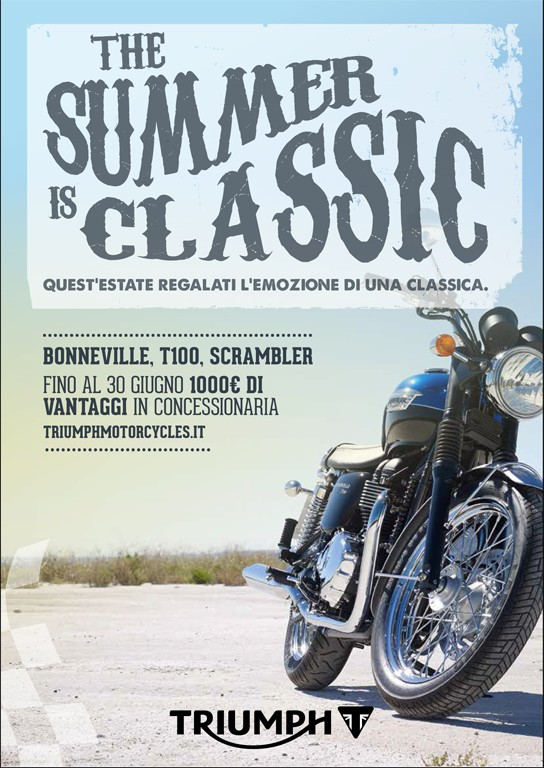 Triumph The Summer Is Classic