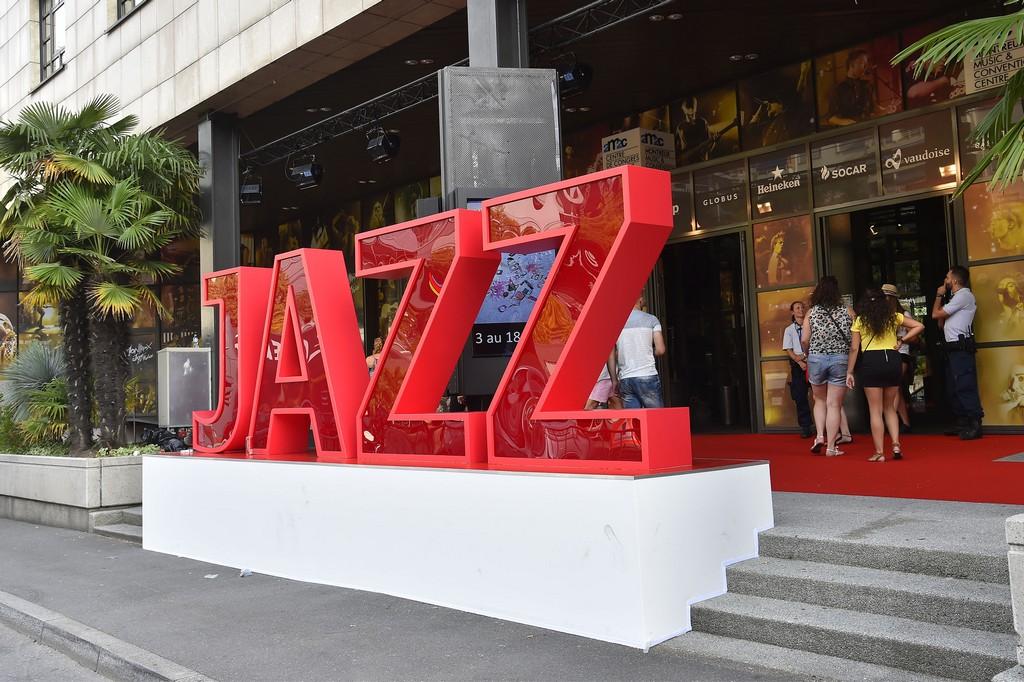 Jeep Montreux Jazz Festival
