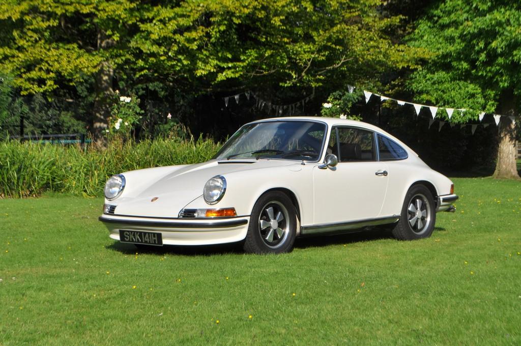 Porsche 911S Factory car 1970