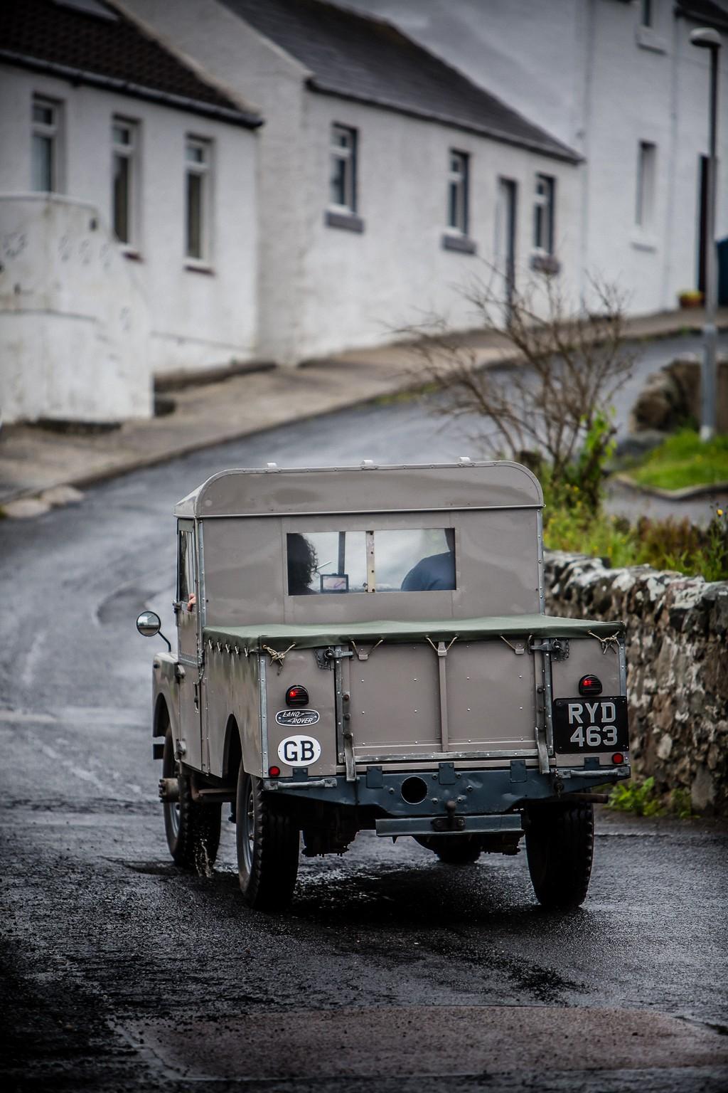 Land Rover Islay Scozia 6
