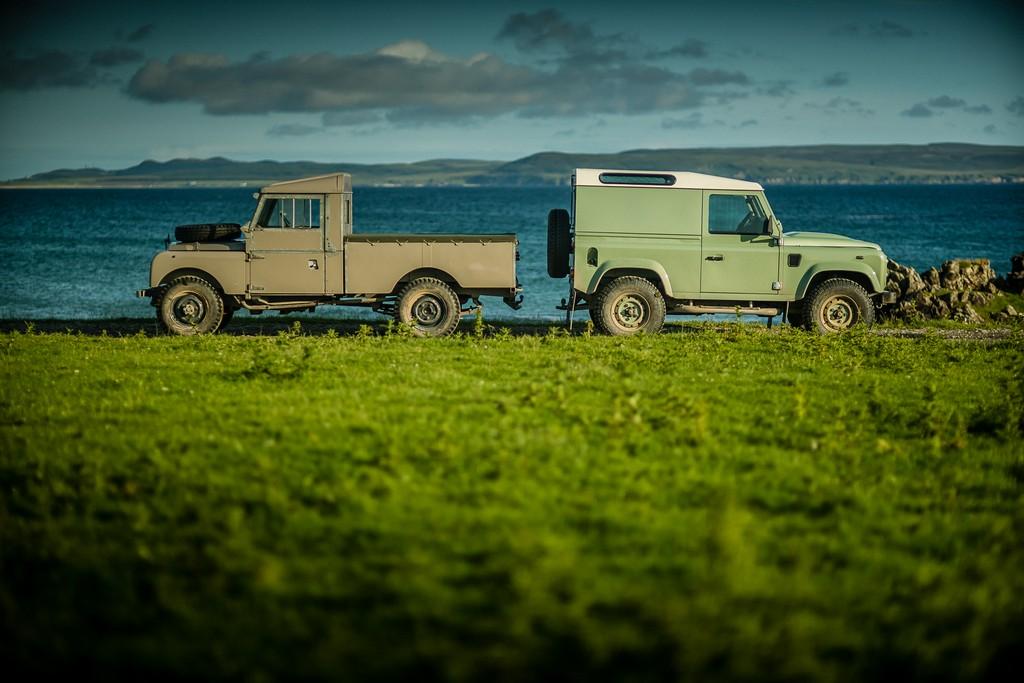 Land Rover Islay Scozia 4