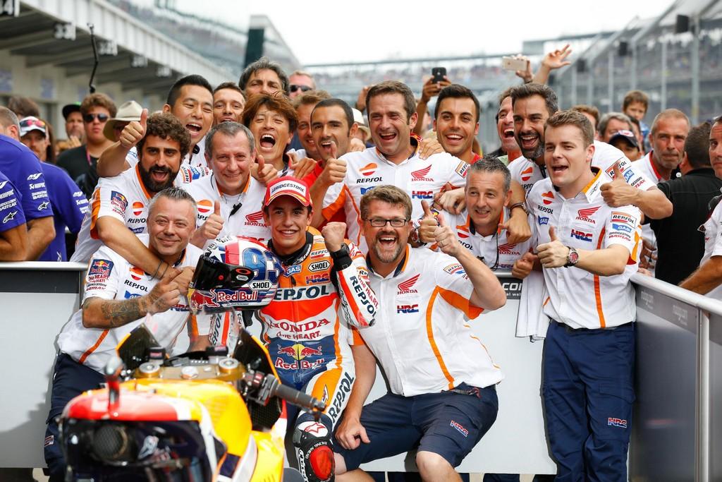 MotoGP 2015 Indianapolis Marc Marquez