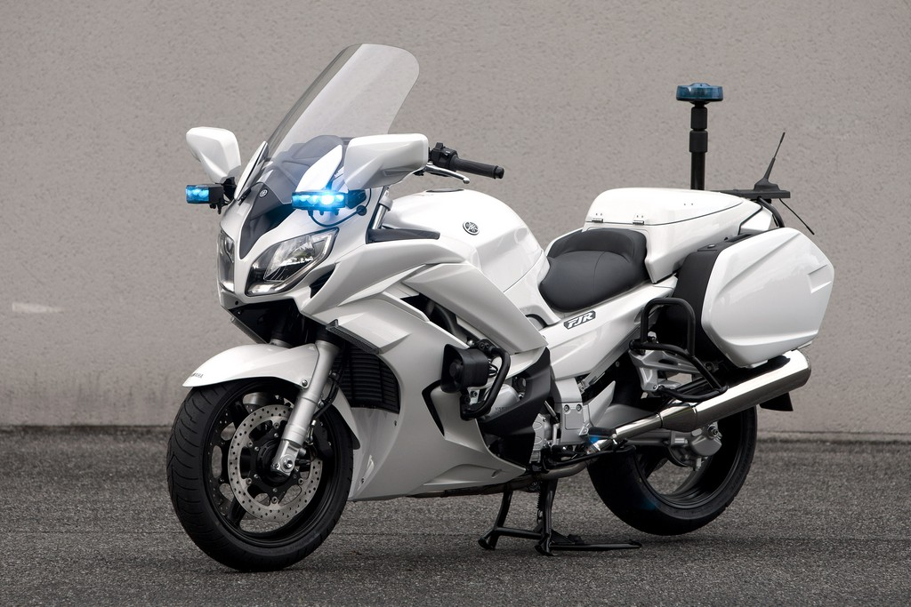 Yamaha for Police-7