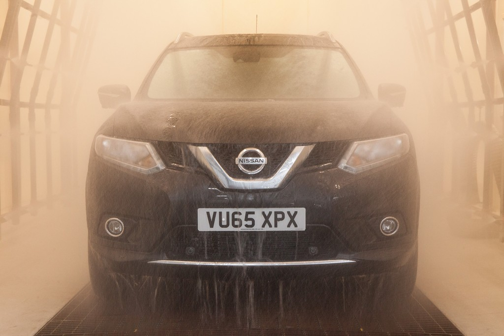 Nissan Crossover Test 10