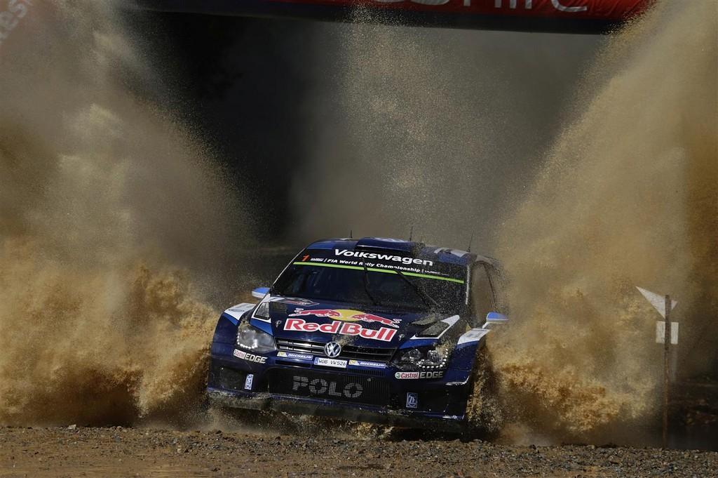 Volkswagen Polo WRC Sabbia
