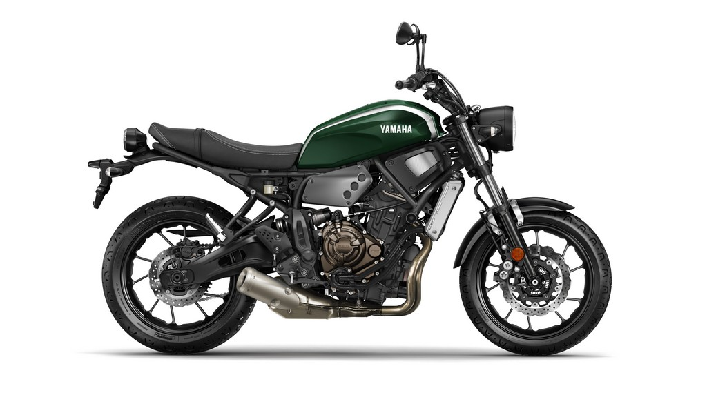 Yamaha XSR700 Lato Studio