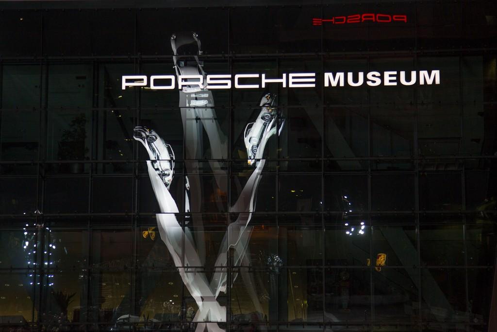 Porsche Scultura Inspiration 911 Porsche Museum